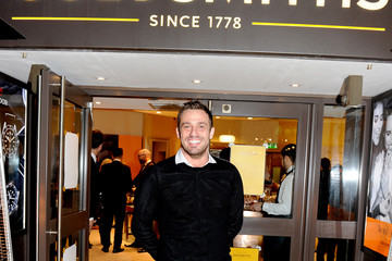 Jamie Lomas Rolex Lounge Launch At Goldsmiths, Liverpool ONE