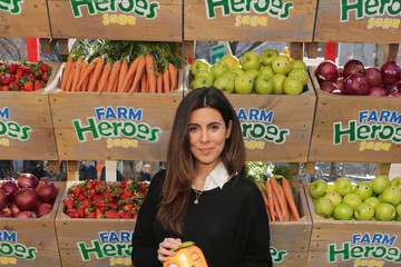 Jamie-Lynn Sigler Celebs at #BeAFarmHero Launch