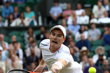 Jamie Murray Day Eleven: The Championships - Wimbledon 2017