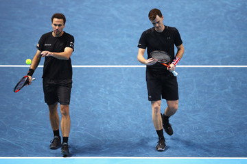 Jamie Murray Day Six - Nitto ATP World Tour Finals