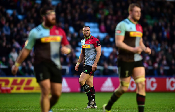 Harlequins v Rugby Calvisano - European Rugby Challenge Cup