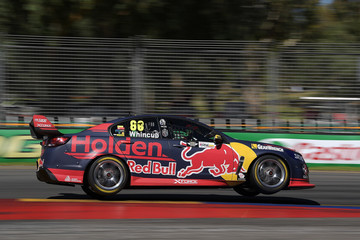 Jamie Whincup Supercars - Clipsal 500 Adelaide: Top 10 Shootout & Race 2