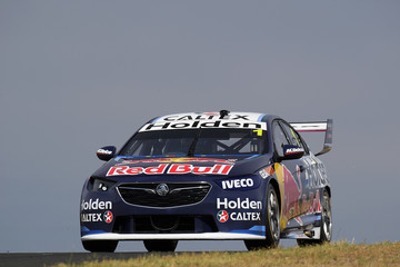 Jamie Whincup Supercars 2018 Testing Day