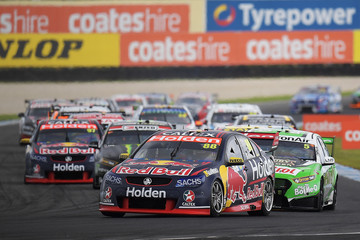 Jamie Whincup Supercars - Phillip Island 500