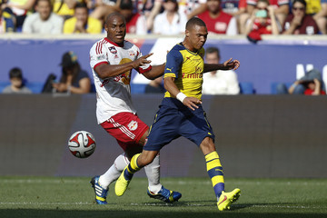Jamison Olave Arsenal v New York Red Bulls - Pre-Season Friendly