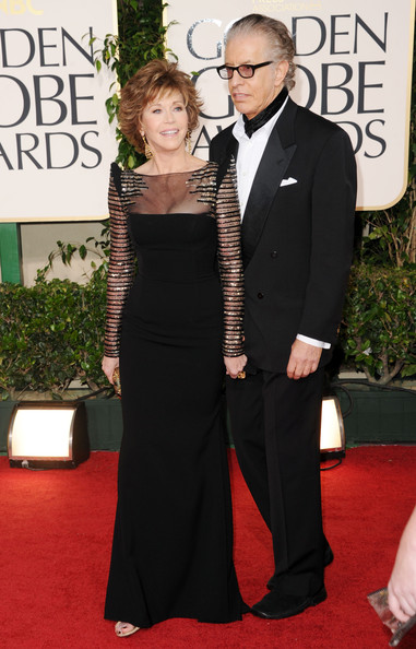 golden globes jane fonda. 68th Annual Golden Globe Awards - Arrivals. In This Photo: Jane Fonda,