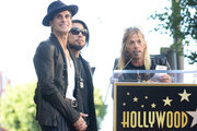 Perry Farrell and Stephen Perkins Photos Photo