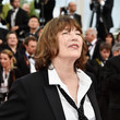 Jane Birkin 'Cafe Society' & Opening Gala - Red Carpet Arrivals - The 69th Annual Cannes Film Festival