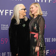 """Jane Campion """"Power Of The Dog"""" Red Carpet / Reception"""