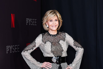 Jane Fonda #NETFLIXFYSEE Event For 'Grace And Frankie' - Arrivals