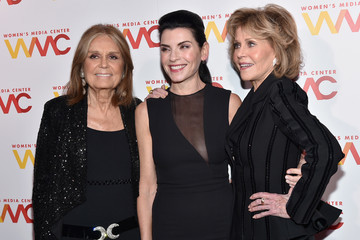 Jane Fonda Gloria Steinem Women's Media Center 2017 Women's Media Awards - Arrivals