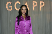 ATLANTA OCTOBER 04:  Actress Bianca Lawson attends The 2018 Georgia Campaign For Adolescent Power & Potential (GCAPP) EmPower Party - Hosted by Jane Fonda on October 4, 2018 at The Fairmont in Atlanta, Georgia.