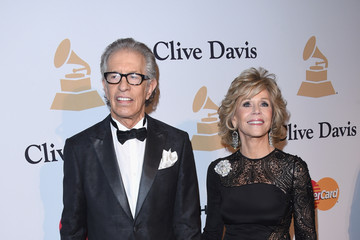 Jane Fonda Richard Perry The 57th Annual GRAMMY Awards - Pre-GRAMMY Gala And Salute To Industry Icons Honoring Martin Bandier - Arrivals