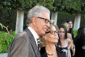 Jane Fonda Richard Perry UCLA Institute of the Environment and Sustainability Annual Gala