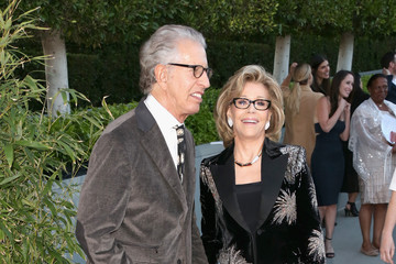 Jane Fonda Richard Perry UCLA IOES Celebrates The Champions of Our Planet's Future - Arrivals