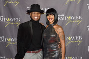 "Ne-yo and Crystal Renay attend ""GCAPP Empower Party to Benefit Georgia's Youth"" at The Fox Theatre on November 14, 2019 in Atlanta, Georgia."