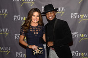 "Robin Meade and Ne-yo attend ""GCAPP Empower Party to benefit Georgia's Youth"" at The Fox Theatre on November 14, 2019 in Atlanta, Georgia."