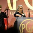 Jane Fonda 31st Annual Producers Guild Awards - Inside