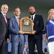 Jane Forbes Clark 2021 National Baseball Hall of Fame Induction Ceremony