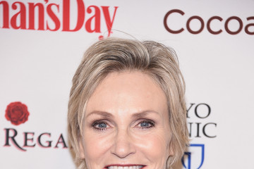 Jane Lynch 14th Annual Woman's Day Red Dress Awards