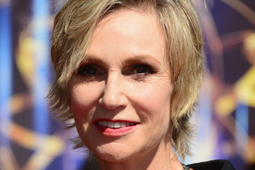 Jane Lynch Arrivals at the Creative Arts Emmy Awards