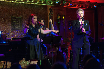 Jane Lynch Jane Lynch at 54 Below with Celeb Friends