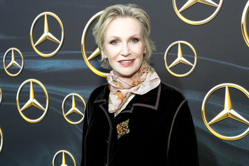 Jane Lynch Mercedez-Benz USA's Official Awards Viewing Party - Arrivals