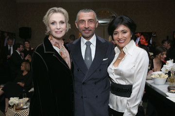Jane Lynch Mercedes-Benz USA Official Awards Viewing Party At Four Seasons In Beverly Hills
