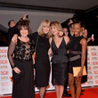 Jane Moore Arrivals at the National Television Awards