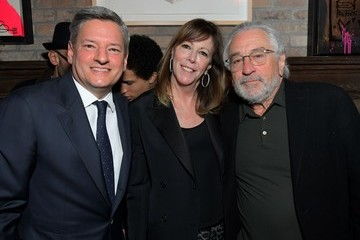 Jane Rosenthal Ted's 2020 Oscar Nominee Toast