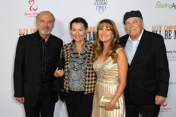 """Jane Seymour James Keach Premiere Of """"Glen Campbell... I'll Be Me"""" - Red Carpet"""