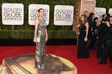 Jane Wu 73rd Annual Golden Globe Awards - Arrivals