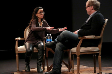 Janeane Garofalo Tribeca Talks: Directors Series: Brad Bird and Janeane Garofalo - 2015 Tribeca Film Festival