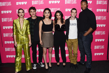 Janel Parrish SYFY's New Series 'Deadly Class' Premiere Screening - Arrivals