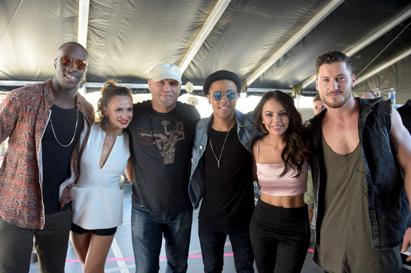 2014 iHeartRadio Music Festival Village - Backstage