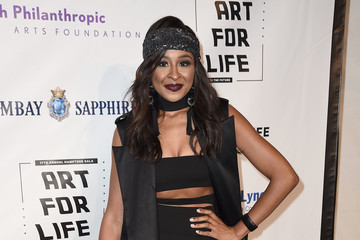 Janell Snowden Rush Philanthropic Arts Foundation's 2016 ART FOR LIFE Benefit - Arrivals and Cocktails