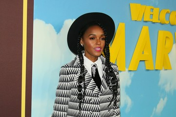 Janelle Monáe Universal Pictures And DreamWorks Pictures' Premiere Of 'Welcome To Marwen' - Arrivals