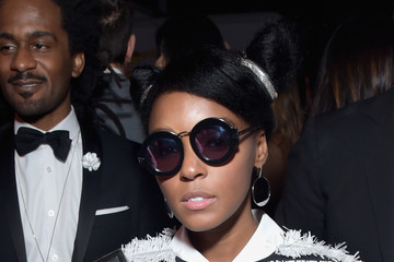 Janelle Monáe Warner Music Group GRAMMY Party - Inside