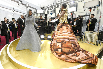Janelle Monae Billy Porter 92nd Annual Academy Awards - Red Carpet