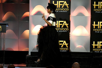 Janelle Monae 21st Annual Hollywood Film Awards - Show