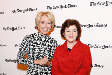 """Janet Maslin The New York Times And The Academy Of Motion Pictures Of Arts And Sciences Host A Conversation With Emma Thompson, Star Of Walt Disney Studios Motion Pictures' """"Saving Mr. Banks"""" And Janet Maslin"""