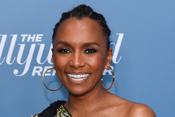 Janet Mock The Hollywood Reporter's Power 100 Women In Entertainment - Arrivals
