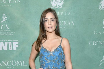 Janet Montgomery 11th Annual Women In Film Pre-Oscar Cocktail Party Presented By Max Mara And Lancome