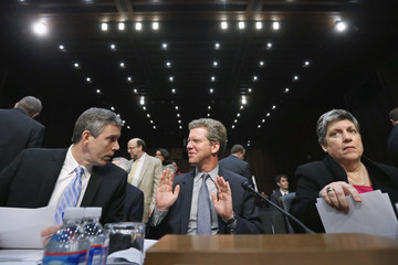 Janet Napolitano Arne Duncan Senate Holds Hearing On Impacts Of Sequestration