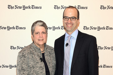 Janet Napolitano The New York Times 2014 Schools For Tomorrow Conference