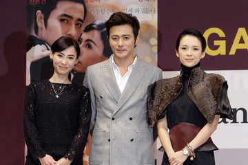 Jang Dong-Gun Busan International Film Festival - Day 2