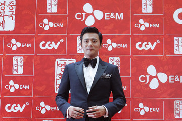 Jang Dong-Gun 2013 Chinese Film Festival - Red Carpet Arrivals