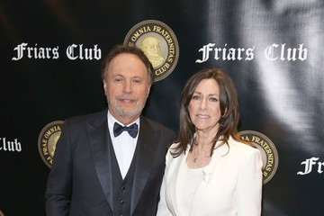 Janice Crystal Friar's Club Honors Billy Crystal With Entertainment Icon Award
