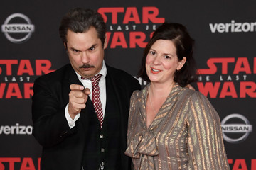 Janie Haddad Tompkins Premiere of Disney Pictures and Lucasfilm's 'Star Wars: The Last Jedi' - Arrivals