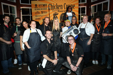 Janine Booth Chicken Coupe Hosted by Whoopi Goldberg